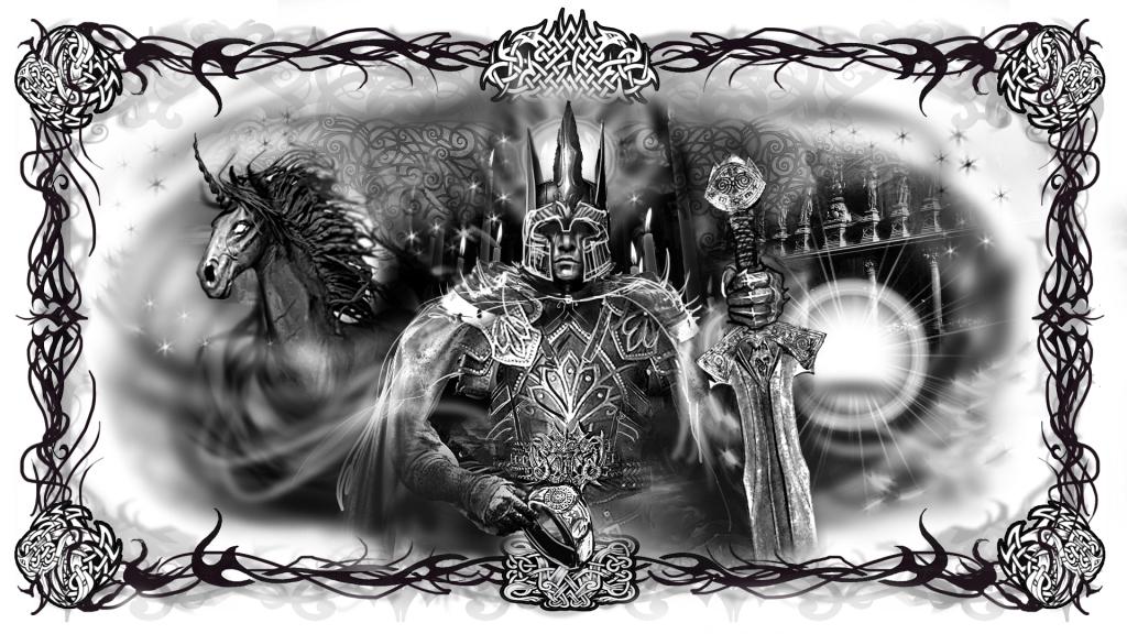 Черный Король Антемос